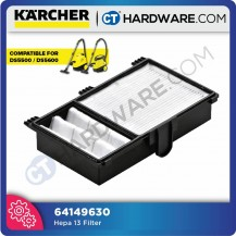 KARCHER 64149630 FILTER HEPA 13 FOR DS5500 / DS5600 VACUUM CLEANER