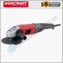 "WORCRAFT AG16-180 ANGLE GRINDER 7"" 1600W 8000RPM (AG16180)"
