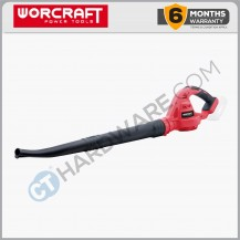 Worcraft CLBS20LISOLO Cordless Blower 20V 13000Rpm 3.5M3/Min (NO CHARGER & BATTERY)