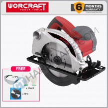 "Worcraft CS13185 Circular Saw 7"" 1300W 4500Rpm"