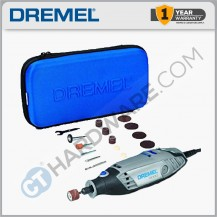 Dremel 3000-15GB Multi Tool 130W c/w 15pcs Accessories & Flex Shaft (DREMEL300015)