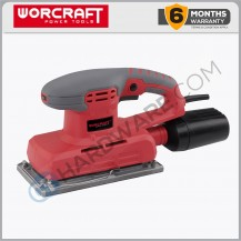 Worcraft FS300W Finishing Sander 300W