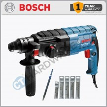 Bosch GBH 2-24 DRE Professional Rotary Hammer 800W 3-Mode 24mm