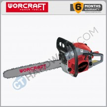 "Worcraft GCS5220C 20"" 2200W Gasoline Chain Saw"