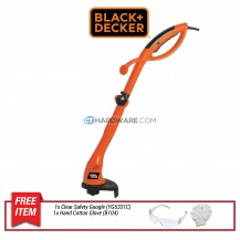 Black+Decker GL300-XD Grass Strimmer 300W 23cm