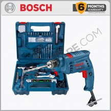 Bosch GSB10RE Professional Smart Kit Set Impact Drill 10mm 500W