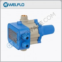 WELFLO Pressure Control 10A* HYSK102 ( Omron Resistor ) For Water Pump
