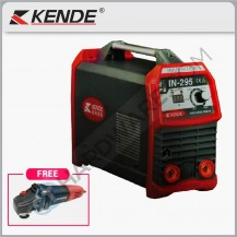 KENDE IN295A IGBT INVERTER WELDING MACHINE 20-200AMP  4.5KG  ( CURRENT CAN BE CONTROLLED )