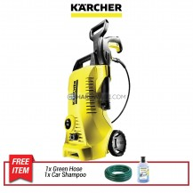 Karcher K2 Premium Full Control High Pressure Cleaner 20-110 Bar (1.673-420.0)