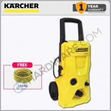 Karcher K4 Basic High Pressure Washer 20-130 Bar (1.180-080.0)