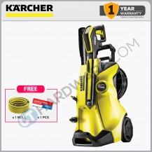 Karcher K4 Premium Full Control High Pressure Washer 20-130 Bar (1.324-100.0)