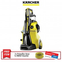 Karcher K5 Premium Full Control High Pressure Washer 20-145 Bar (1.324-600.0)