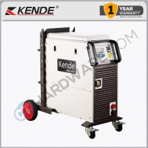 KENDE MIG270Y IGBT INVERTER WELDING MACHINE 40-250AMP 1PH  WITH WHEEL ( MMA & MIG ) SET