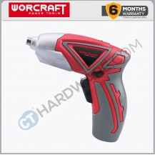 Worcraft SD36LIA Cordless Screwdriver 3.6V 1.3AH 200RPM 3.0NB