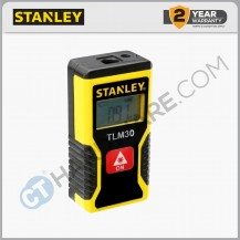 STANLEY TLM30 30 FT POCKET LASER DISTANCE MEASURER