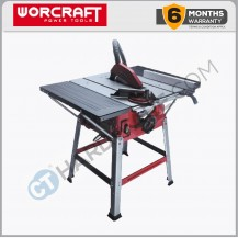 "Worcraft TS2000 Table Saw 10"" 2000W"