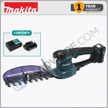 MAKITA UH201DWAX 10.8V CXT CORDLESS HEDGE TRIMMER WITH BATTERY