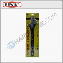 "REWIN WBS3312 ADJUSTABLE WRENCH 12"" 300MM"
