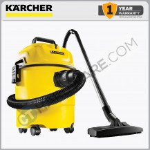 Karcher WD1 Wet and Dry Vacuum Cleaner