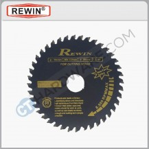 "REWIN WP0404 CIRCULAR SAW BLADE 4"" X 40T ( FOR WOOD )"