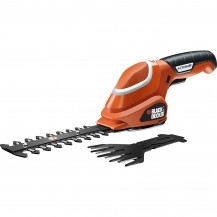 Black+Decker GSL700kit-B1 7V Shear Shrubber