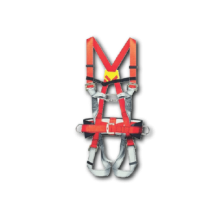 Full Body Harness W/LLanyard BH7886CBULH