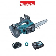 "MAKITA BUC250RD 250mm (10"") CORDLESS CHAIN SAW"