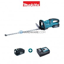 MAKITA BUH650RD 650mm CORDLESS HEDGE TRIMMER