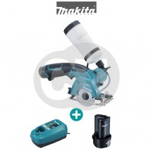 "Makita CC300DW 10.8V Cordless Cutter 85mm (3-3/8"") 1.5Ah"