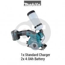 "Makita CC301DWME Cordless Cutter 85mm (3-3/8"") (12V CXT SERIES) 4.0Ah"
