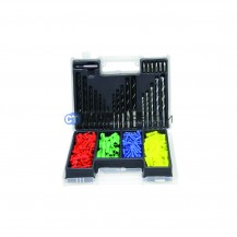 Accubit CDS2037 Combination Drill Bit Set x324pcs