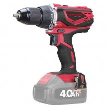 WORCRAFT CHD-S20LISOLO CORDLESS IMPACT HAMMER DRILL 20V 13MM 50NM 4401650RPM W/O BATTERY & CHARGER (CHDS20LISOLO)