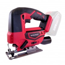 WORCRAFT CJS-S20LISOLO CORDLESS JIGSAW 20V 2500RPM W/O BATTERY & CHARGER (CJSS20LISOLO)