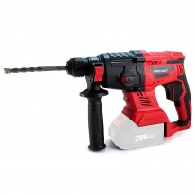 WORCRAFT CRH-S20LIB SOLO CORDLESS ROTARY HAMMER 20V 3 MODE 1000RPM  W/O BATT & CHAGER ( SOLO UNIT ) BRUSHLESS MOTOR (CRHS20LIBSOLO)
