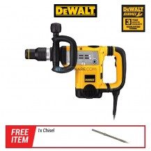 DeWALT D25871K 7 kg SDS-Max Dedicated Demolition Hammer