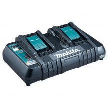 MAKITA DC18RD 18V  Lithium‑Ion Dual Port Rapid Optimum Charger