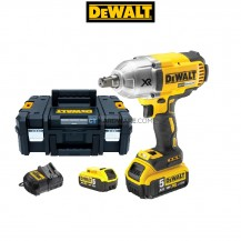 "Dewalt DCF899HP2 20V Max XR Brushless High Torque 1/2"" Impact Wrench Kit"