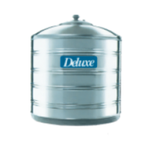 Deluxe CL25F Water Storage Tanks Vertical Without Stand