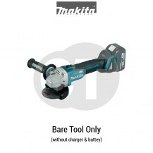 "MAKITA DGA404Z 4"" (100mm) 18V Cordless Brushless Angle Grinder (LXT SERIES)"