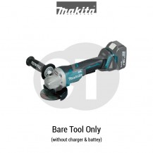 "MAKITA DGA405Z 4"" (100MM) CORDLESS BRUSHLESS ANGLE GRINDER (LXT SERIES)"