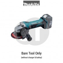 "MAKITA DGA452Z 4-1/2"" (115MM) CORDLESS ANGLE GRINDER (LXT SERIES)"