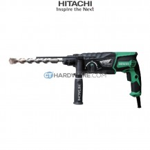 "Hitachi SDS Plus Rotary Hammer 26mm (1"") DH26PC"