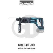 "MAKITA DHR241Z 13/16"" (20MM) CORDLESS COMBINATION HAMMER (LXT SERIES)"