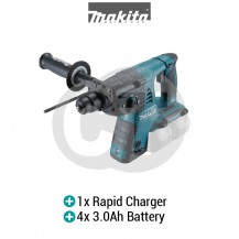 "MAKITA DHR263 26MM (1"") CORDLESS COMBINATION HAMMER"