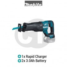 MAKITA DJR187RFE CORDLESS RECIPROCAL SAW (LXT SERIES)