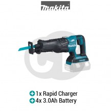 MAKITA DJR360RF4 CORDLESS RECIPRO SAW (LXT SERIES)