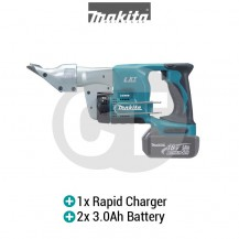 MAKITA DJS130RFE 1.3MM CORDLESS METAL SHEAR (LXT SERIES)