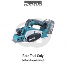 "MAKITA DKP180Z 82MM (3-1/4"") CORDLESS PLANER (TOOL ONLY) (LXT SERIES)"