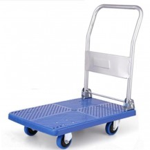 CIVIC DL300X PVC Hand Trolley 760 x 450mm x 800mm(150KG) With 4 Wheels