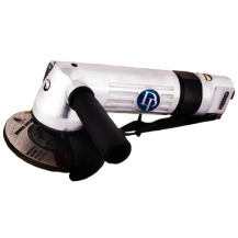 "Dino-Power 4"" Air Angle Grinder with Grip Lever"
